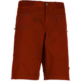 E9 Rondo Shorts Heren, rood